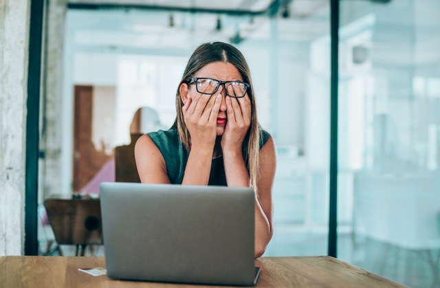 Relieving stress at work can be an immune system booster