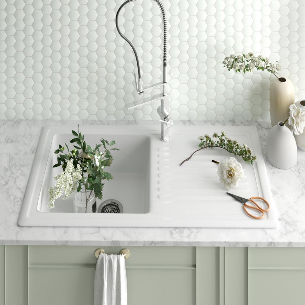 Wayfair Azriel kitchen sink