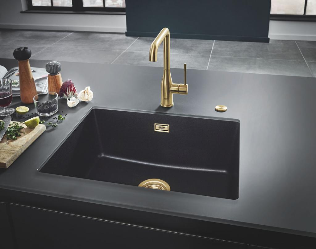 GROHE K700 undermount composite sink