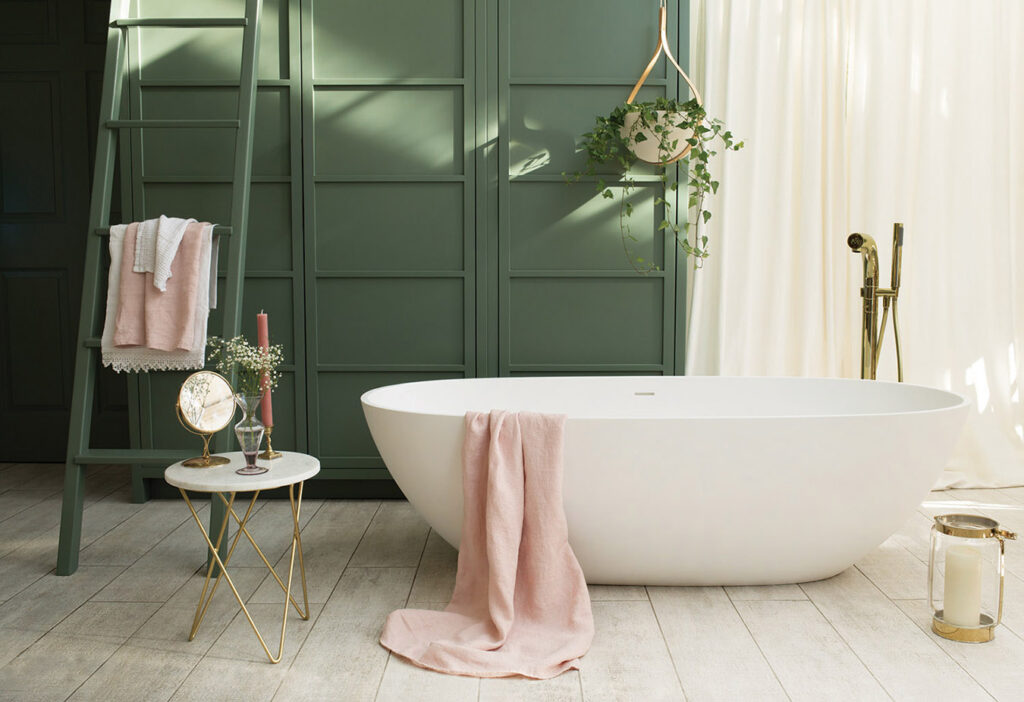 Cloud Freestanding Bath Waters Baths of Ashbourne