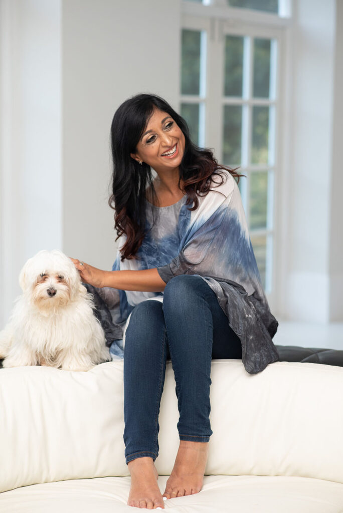 Dr Alka Patel reveals how to relieve stress at Christmas