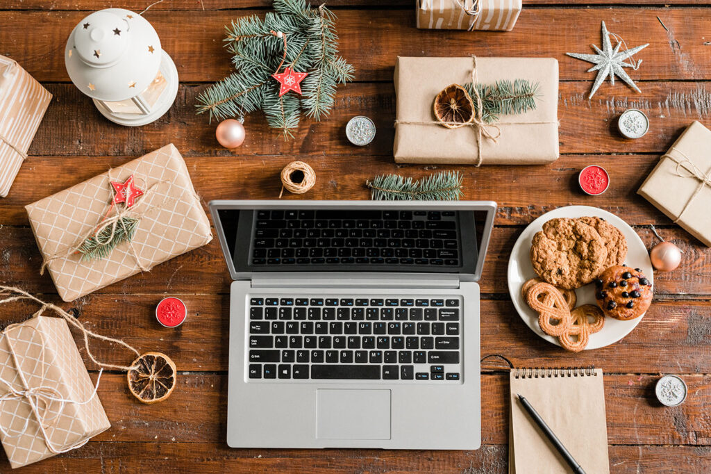 how to relieve stress at Christmas preparations