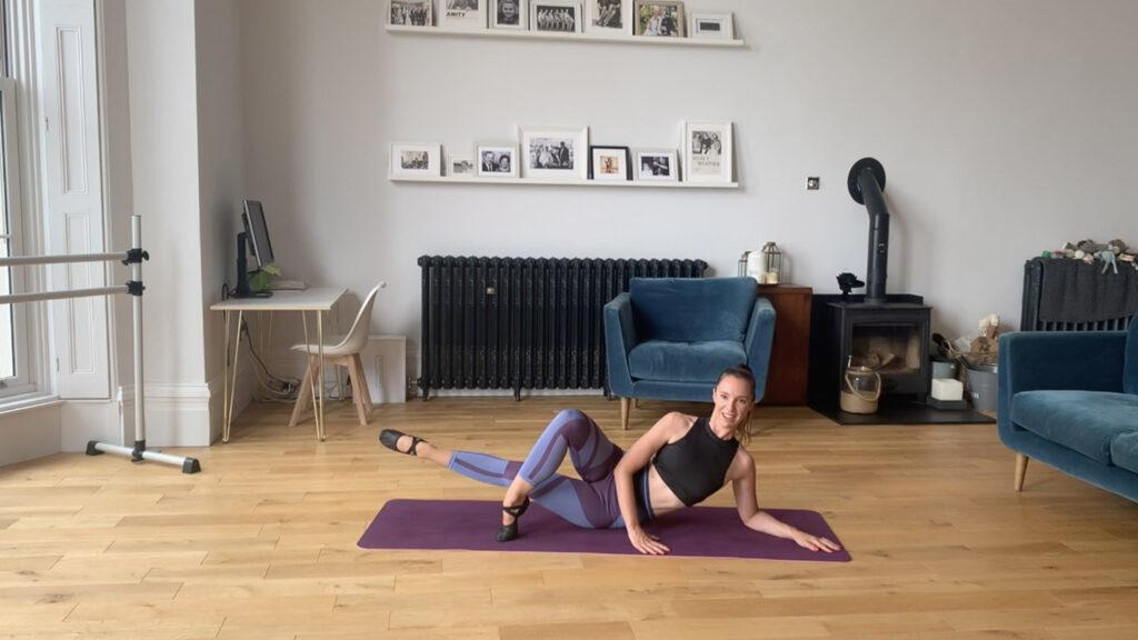 workout ideas with Rhea Sheedy Ballet Fusion