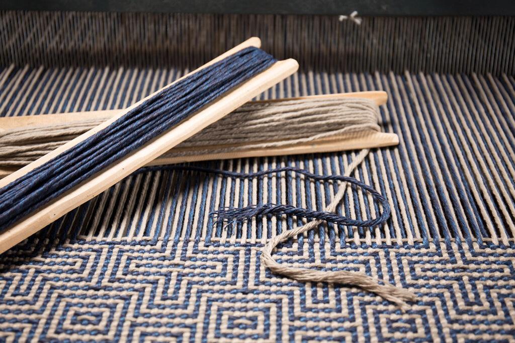 carpet production