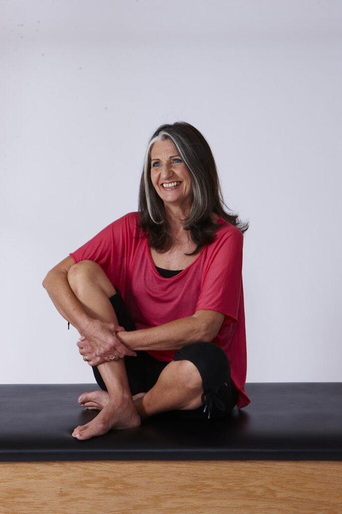 Lynne Robinson Pilates guru for International Women's Day