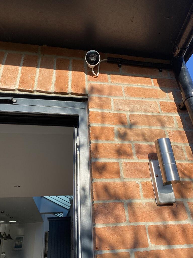 Nest camera security home gadgets