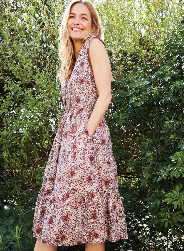 Baukjen Felice organic summer dresses