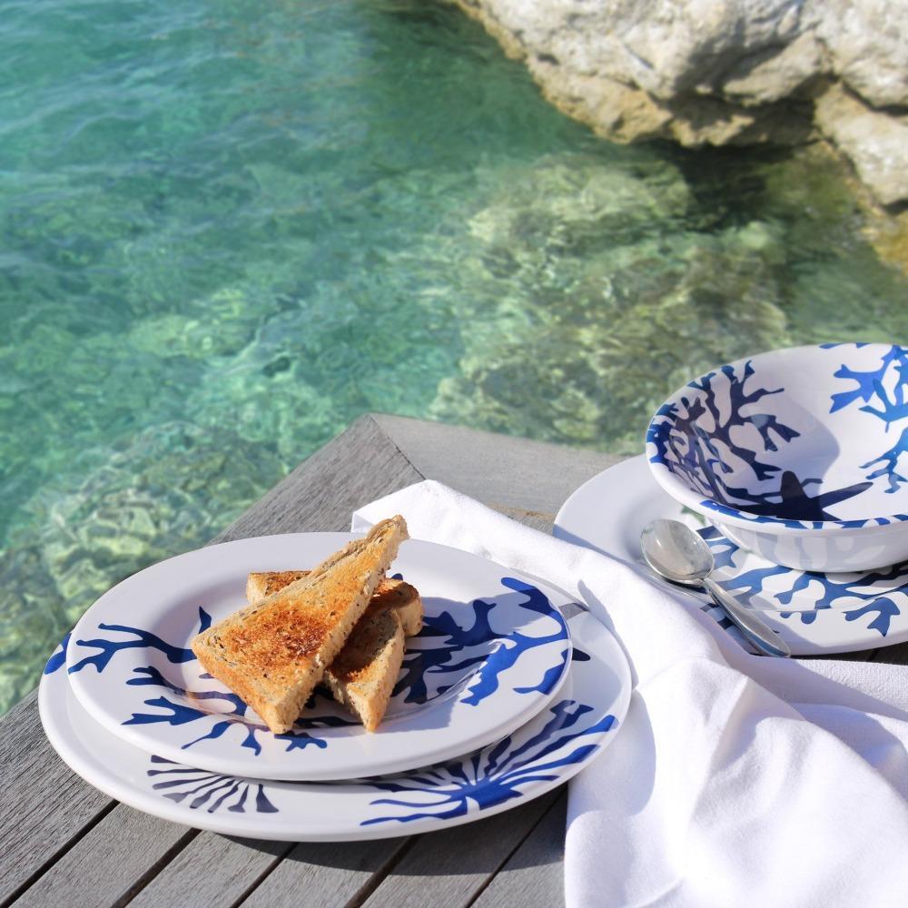 Shellomar blue coral picnic sets collection
