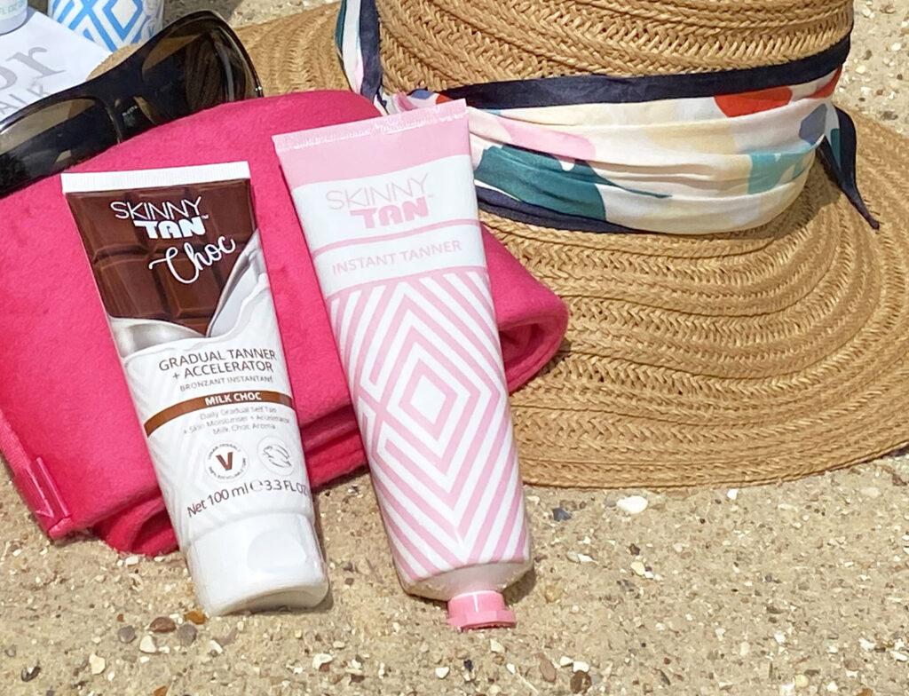 Skinny Tan instant tanner self-tan