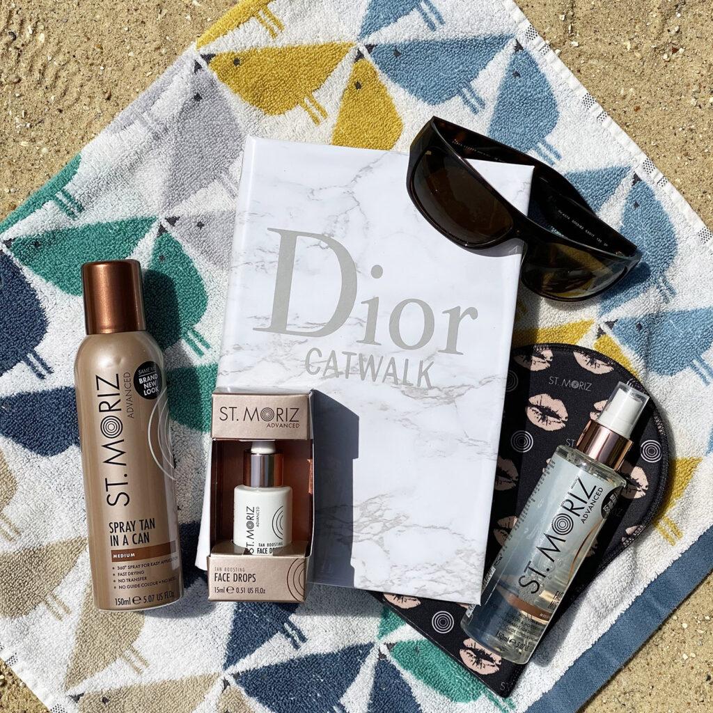 St Moriz self tan products