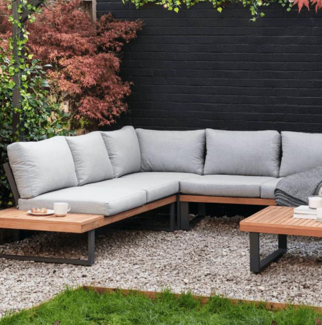 Amberley sofa set garden patio idea